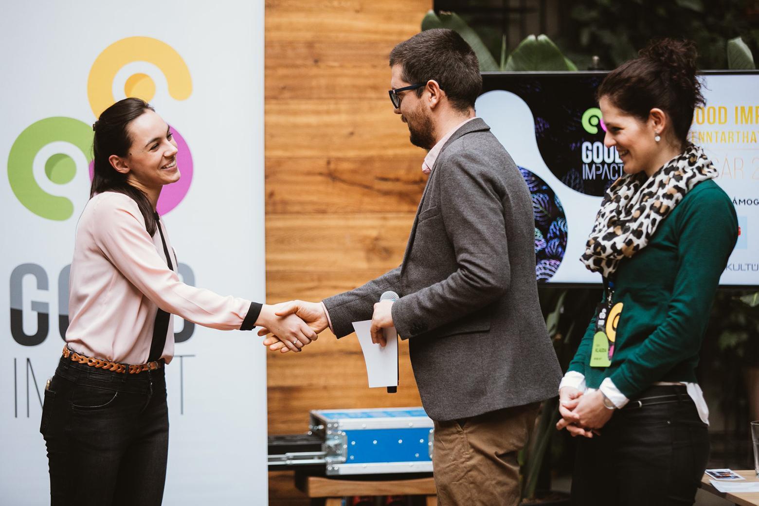 CSR partnerkereső szolgáltatás - Civil Impact