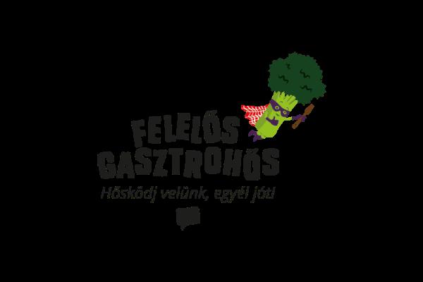 Felelős Gasztrohős Alapítvány logo